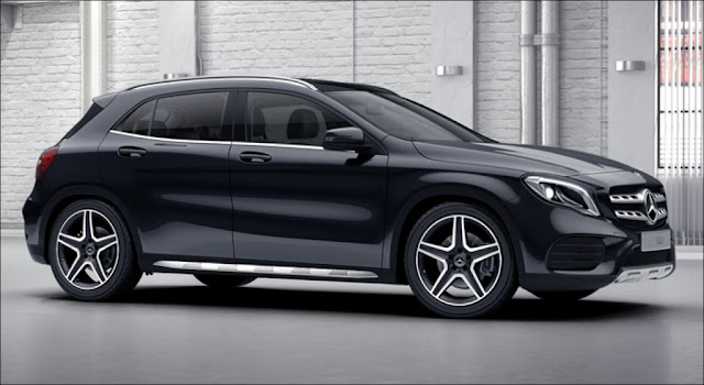 Mercedes GLA 250 4MATIC 2019