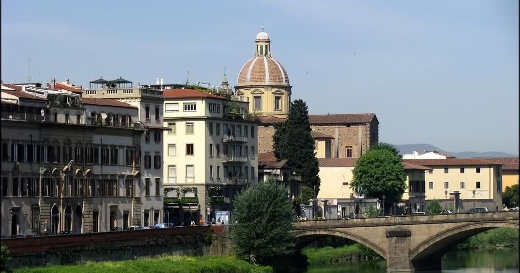 Resultado de imagen de barrio del Oltrarno en Florencia