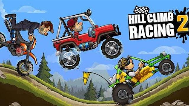 Download Hill Climb Racing 2 Mod Apk Uang Tak Terbatas