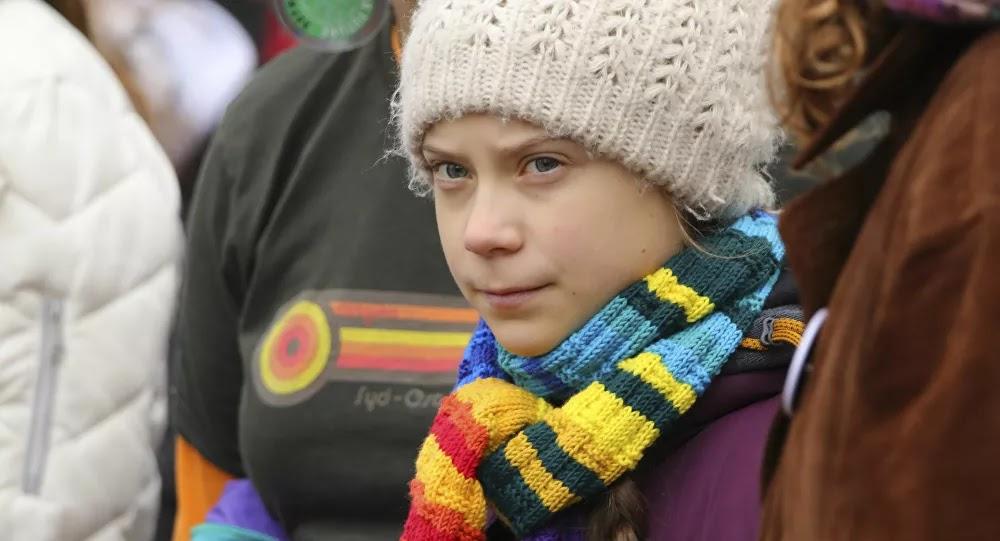 Coronavirus : Greta Thunberg, «spécialiste des maladies infectieuses» sur CNN, la toile laissée bouche bée