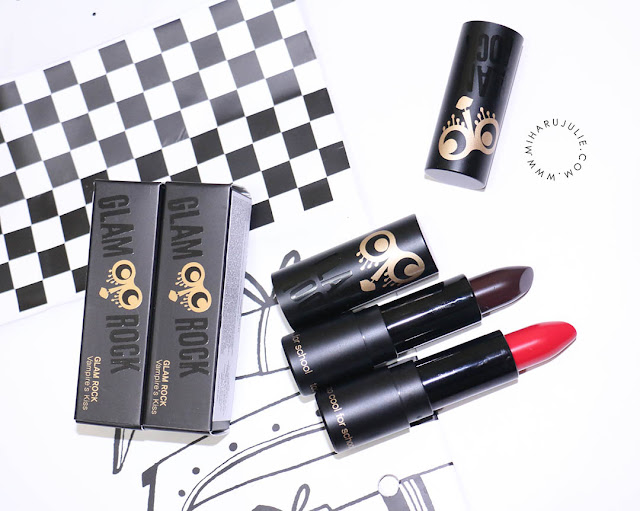 Too Cool For School Glam Rock Vampire Kiss Lipstick