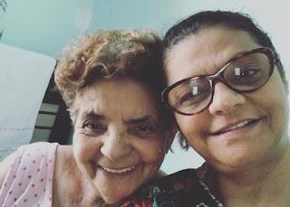 Morreu hoje a mãe da cantora gospel Léa Mendonça
