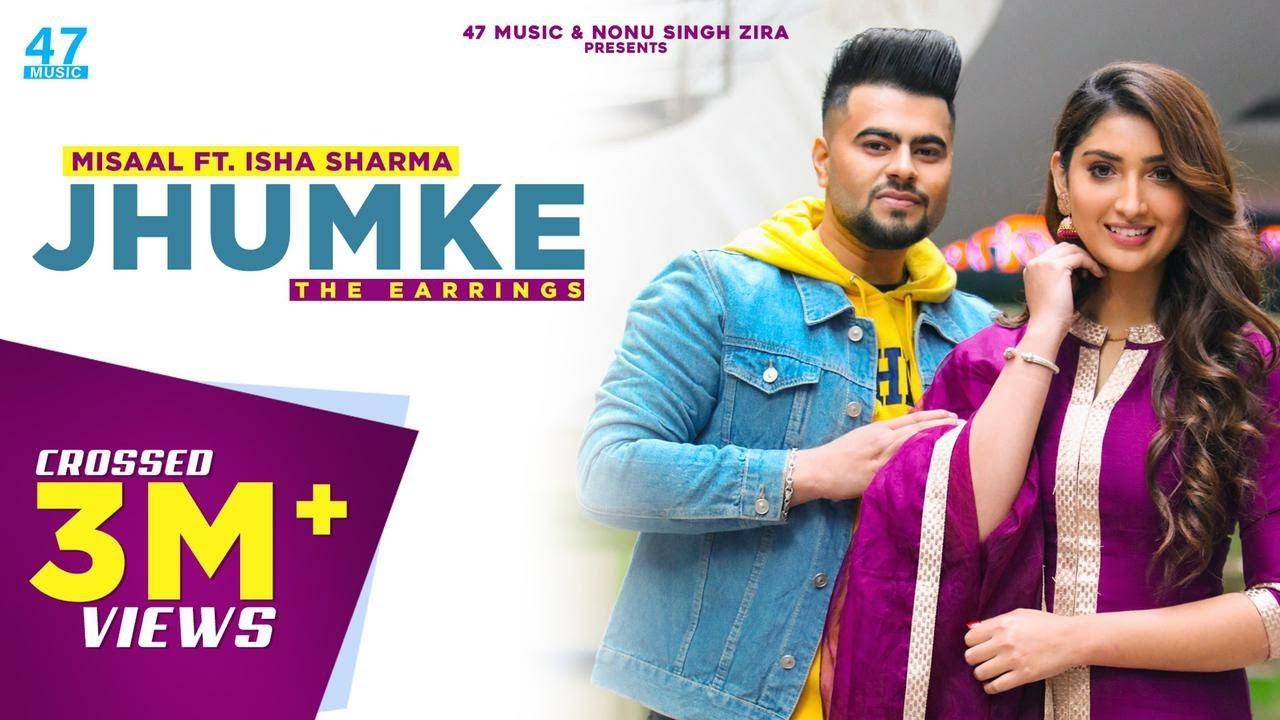 Jhumke Lyrics Misaal