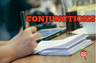 English  Grammar CONJUNCTIONS