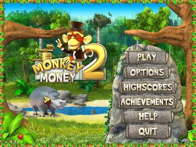 財富叢林2(Monkey Money Slots 2),可愛的休閒益智遊戲集!