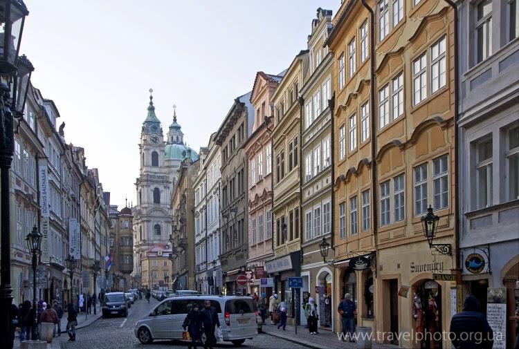 Не смотря на зиму в Праге