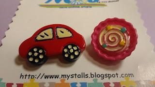 Set Cartoon Pin (CP10)