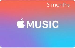 Tarjeta Apple Music