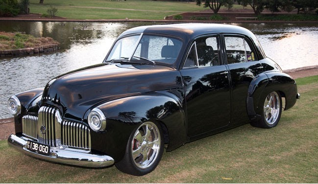 FX Holden pictures Classic Cars - Hot Rod Cars