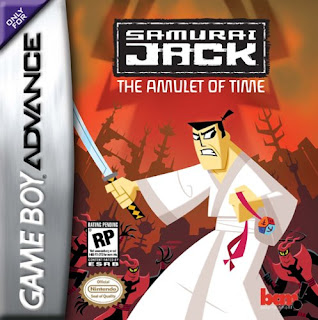 Rom de Samurai Jack: The Amulet of Time - GBA - PT-BR - Download