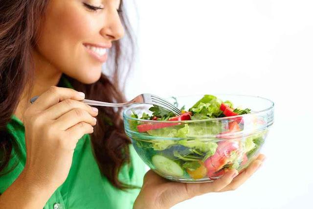 Bagi Wanita Vegetarian, Ini Makanan yang Wajib Dihindari Untuk Raih Berat Badan Konstan