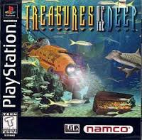 Treasures Of The Deep - PS1 - ISOs Download