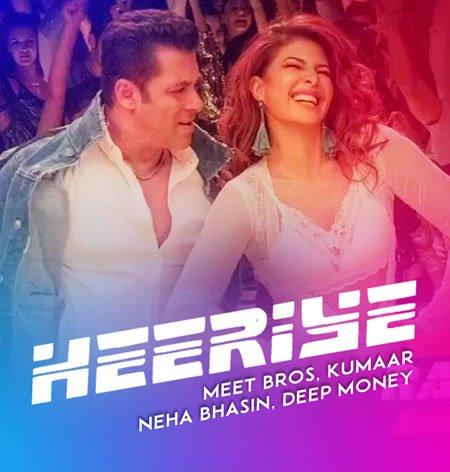 HEERIYE LYRICS – Race 3 | Salman Khan, Jacqueline Fernandez