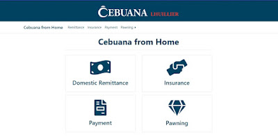 Cebuana From Home