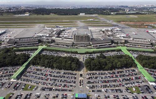 Aeroporto Internacional de Guarulhos - São Paulo