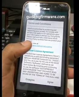 Remove FRP Bypass Asus GO Z00VD Verifikasi Google Account
