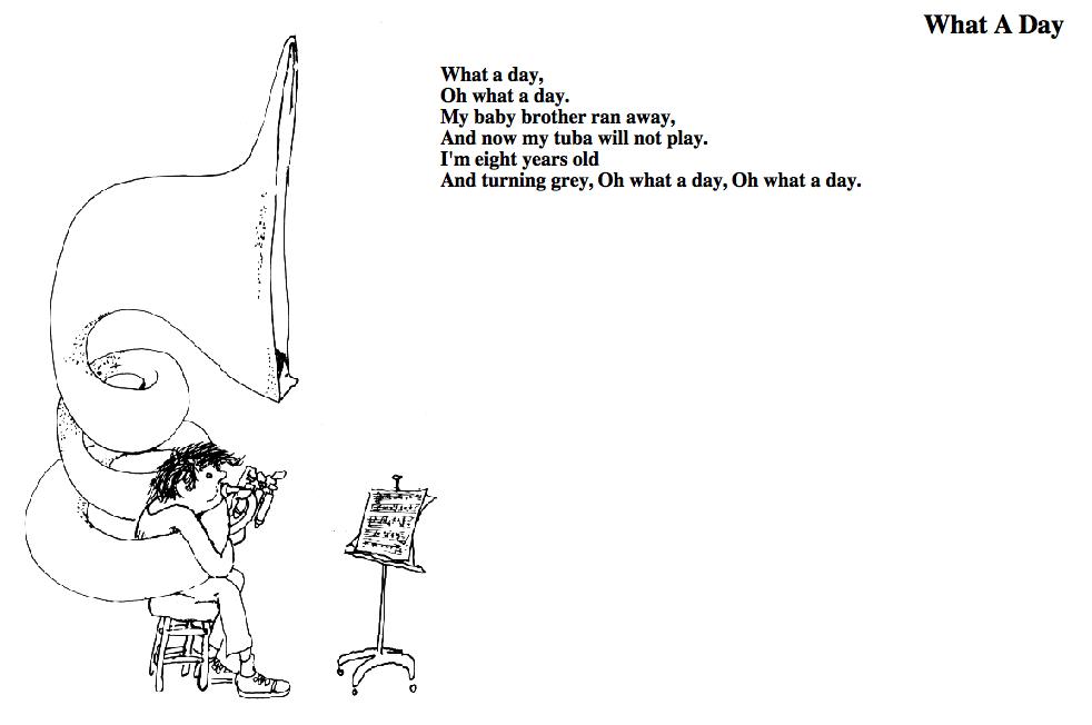 Love Shel Silverstein: Funny Love Poems By Shel Silverstein