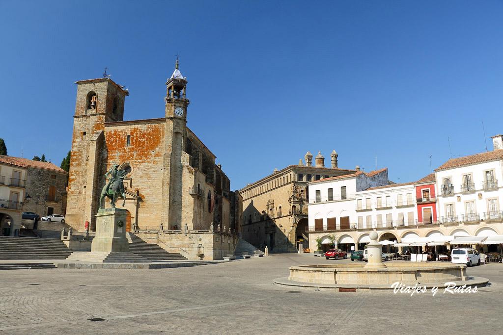 Qué ver en Trujillo: Iglesia de San Martín de Tours