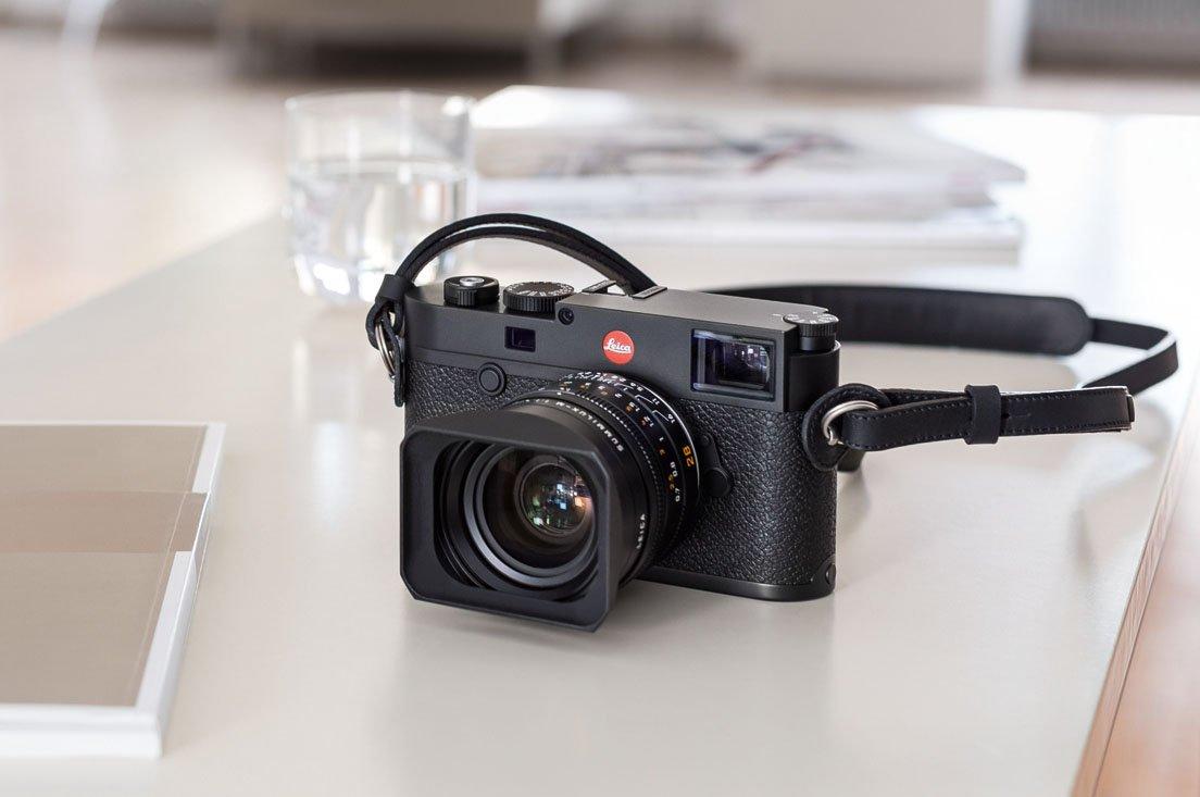 Leica M10, черный цвет