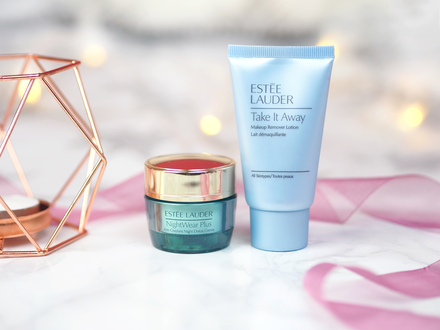 An Introduction to Estée Lauder Skincare NightWear Plus