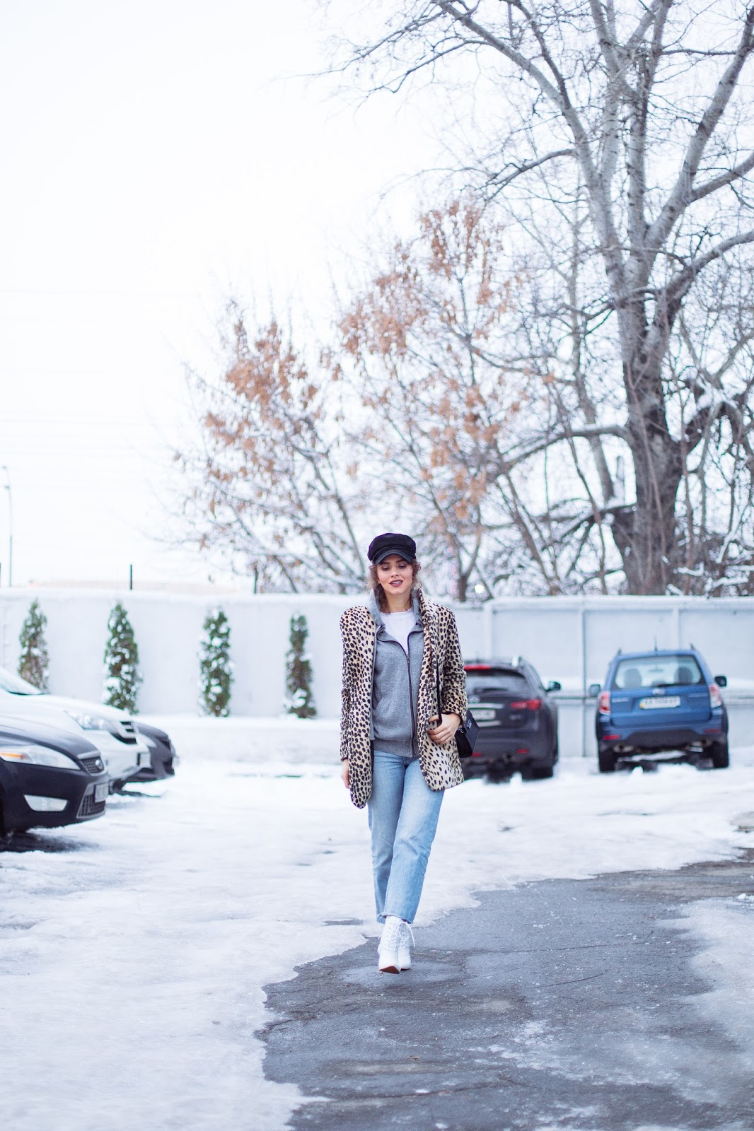что надеть на снег