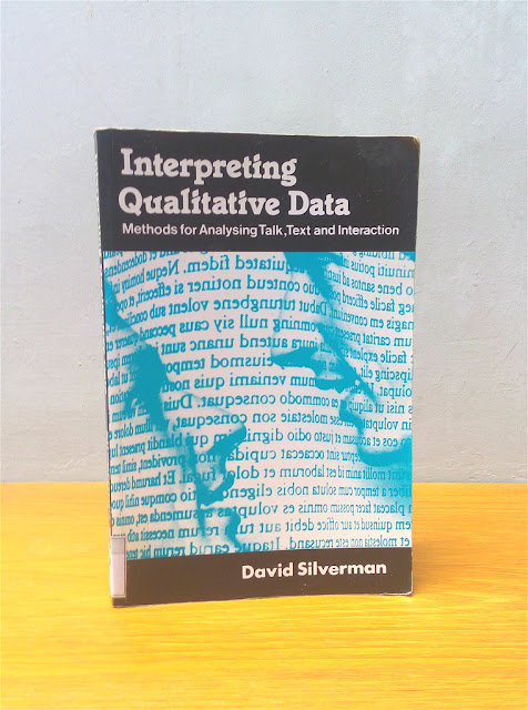 INTERPRETING QUALITATIVE DATA, David Silverman