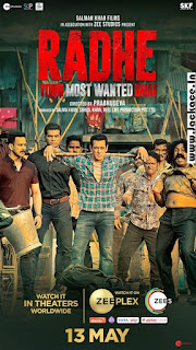 Radhe – Your Most Wanted Bhai First Look Poster 11