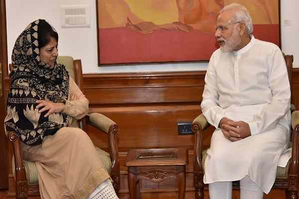 pm-modi-assures-to-mehbooba-mufti-will-not-touch-dhara-370