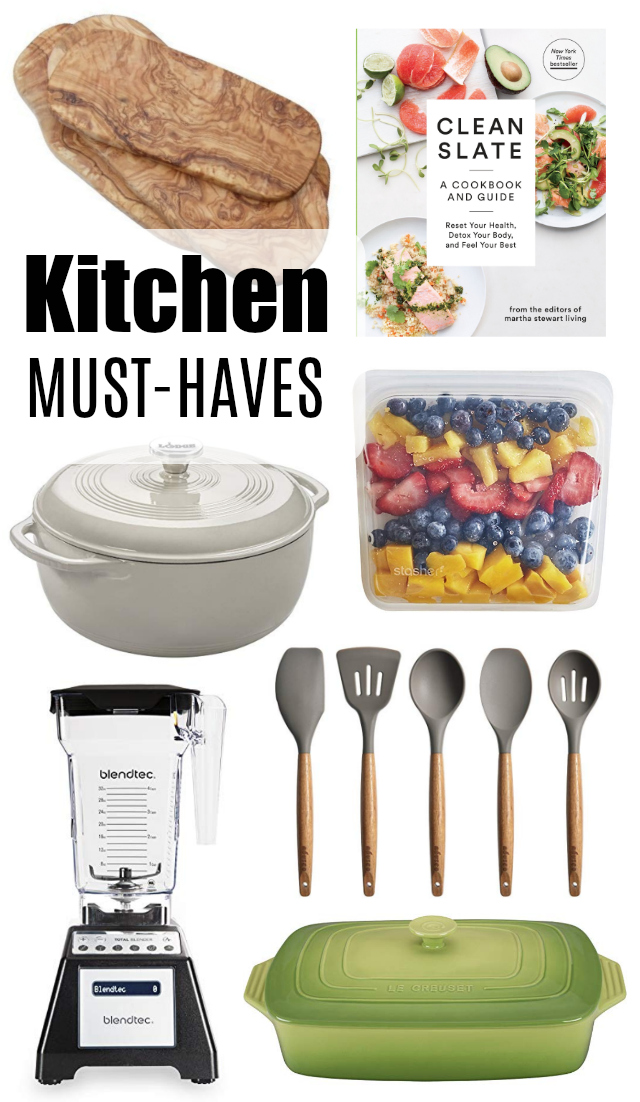 Chasing Davies: Kitchen Must-Haves for a Healthy Start