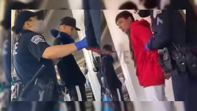 Capturan a cantante de Corridos tumbados  Natanael Cano en aeropuerto en Los Ángeles