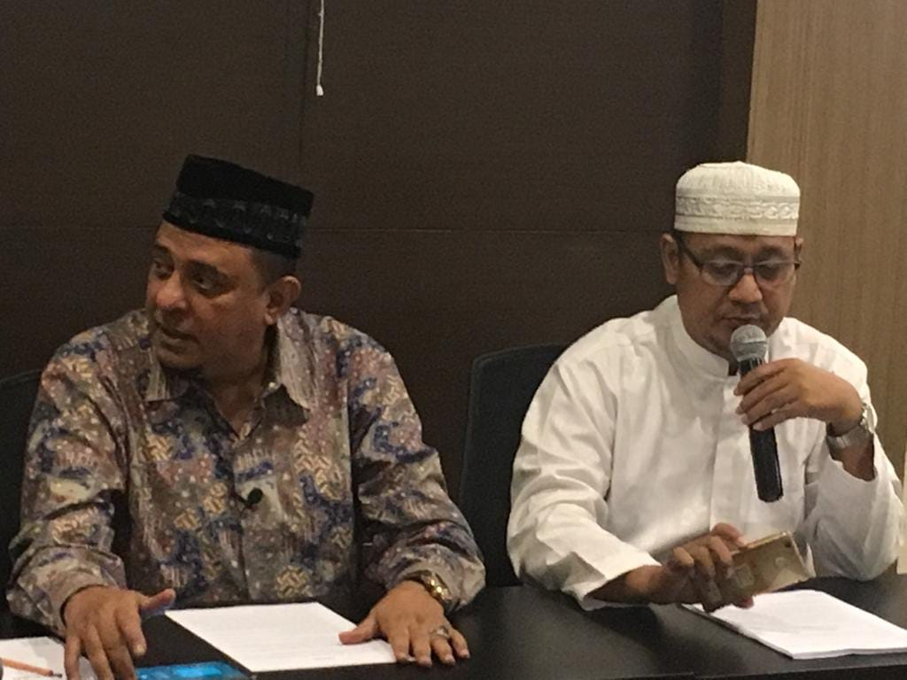 Diisukan Terlibat Lapindo, Ini Bantahan Telak Ketua GNPF Ulama