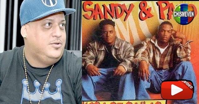 Falleció el cantante Sandy del famoso dúo musical de los 90 Sandy y Papo