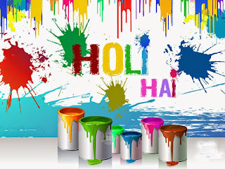 Holi Hai 2017 Cards Free Download.