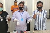 Pengedar Sabu Asal Kediri Dibekuk Tim Subdit III Ditresnarkoba Polda Jatim