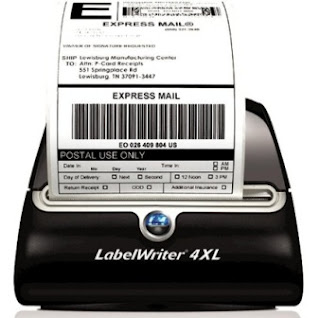 DYMO LabelWriter 4XL Thermal Label Printer Specifications