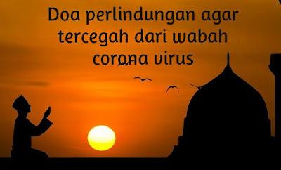 Doa Untuk Perlindungan dan 5 Langkah Mencegah Coronavirus