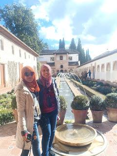 Generalife, Alhambra