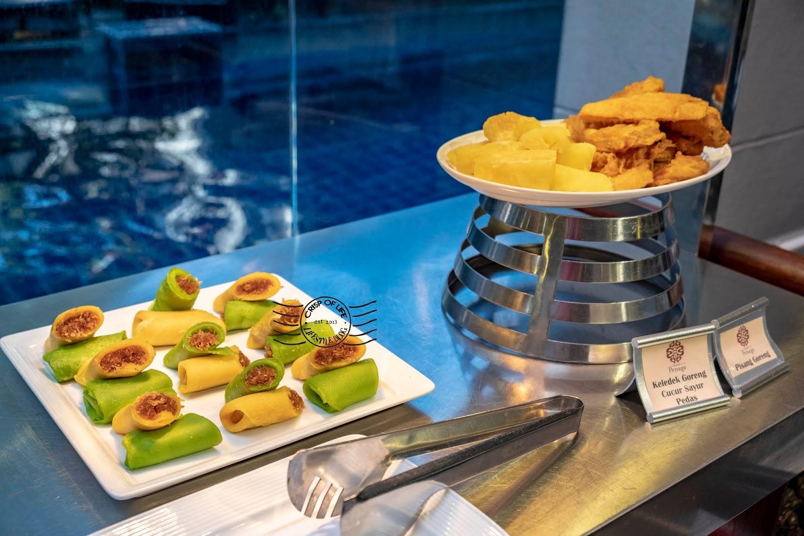 Jom Buka Bersama Buffet @ Hotel Penaga, Penang