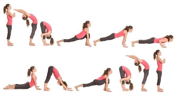 Surya Namaskara là gì ? - Yoga tăng chiều cao trái tim khỏe mạnh