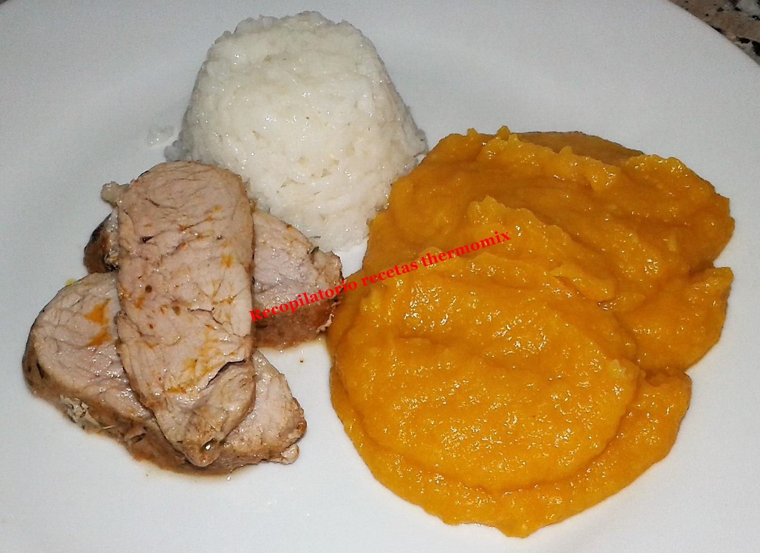 Recopilatorio De Recetas Thermomix Calabaza Frita Solomillo Y - Recetas-de-calabaza-frita