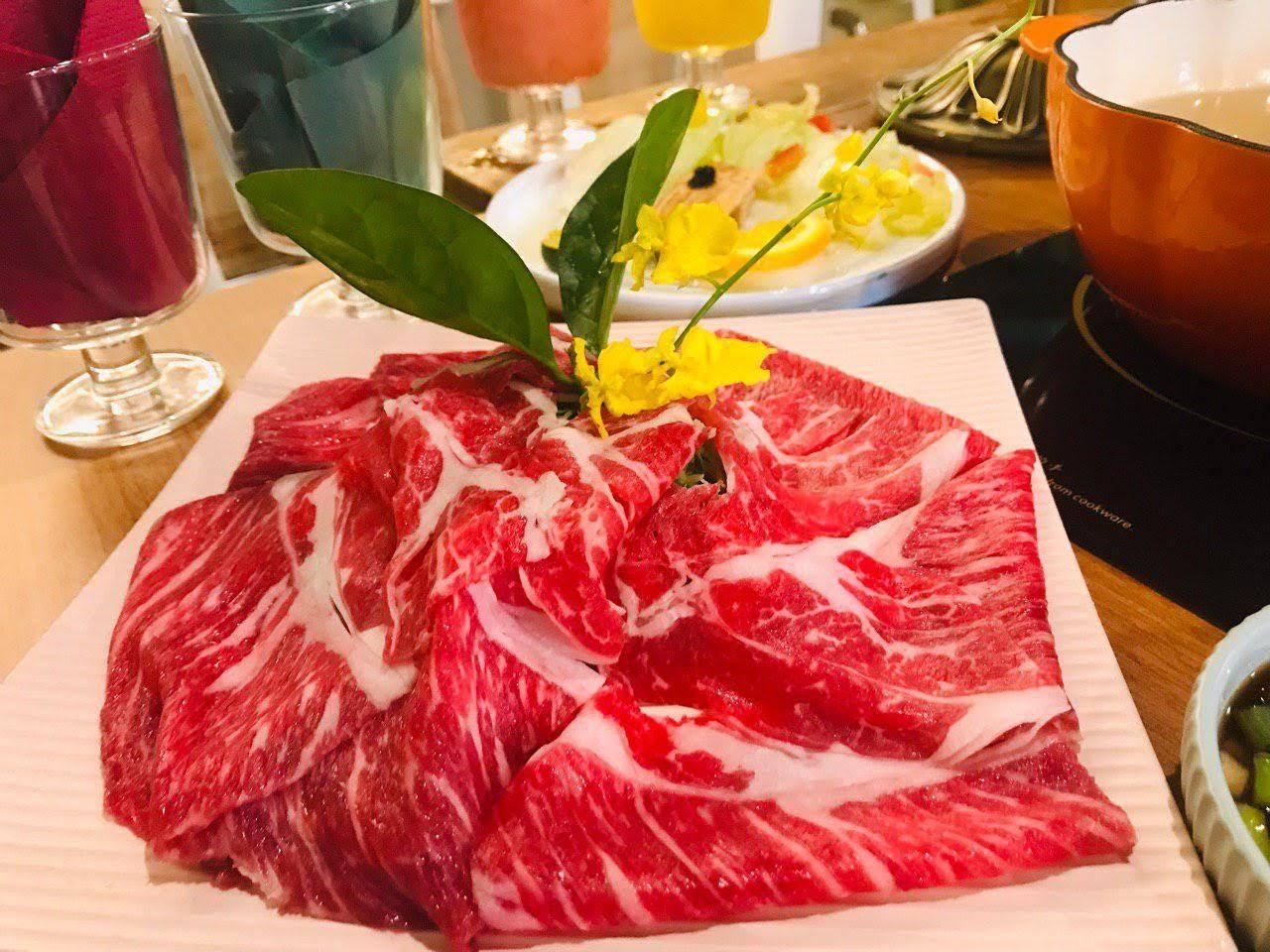 喜園涮涮鍋 商業午餐