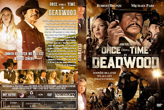 Once Upon a Time in Deadwood DVD Cover
