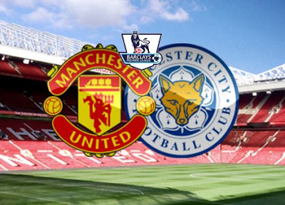 Manchester United 2-0 Leicester City Highlights