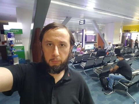 Man Stranded In Philippines Airport For 110 Days Due To Coronavirus Lockdown