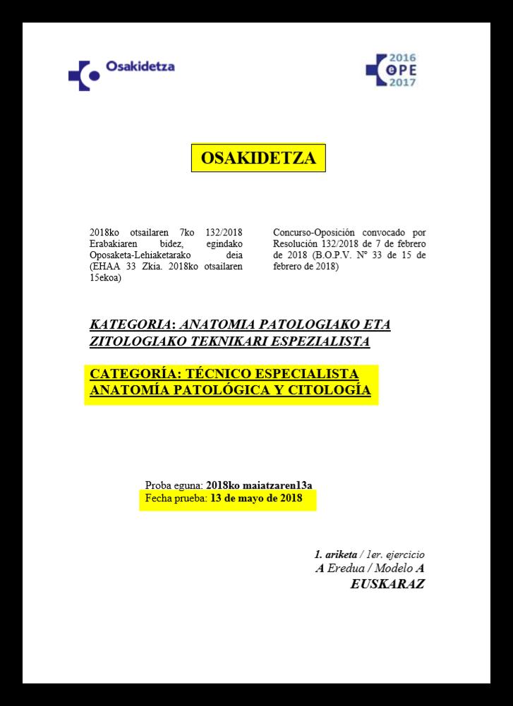 UGT Distrito Sanitario Málaga Guadalhorce: RECURSOS OPE: EXAMEN TÉC ...
