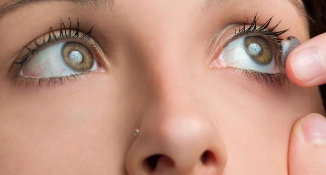 Claro que tem que lembrar que é possível que seus olhos não aceitem bem as  lentes, conheço pessoas que tiveram que desistir de usar a lente, ... 036b008af6