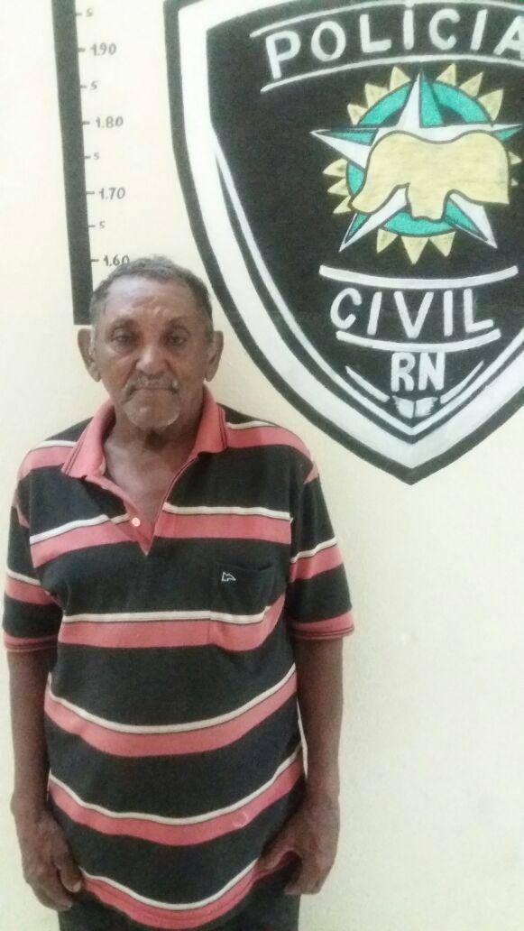 Em São Tomé, Idoso acusado de estuprar menina de 6 anos é preso