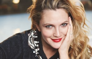 Drew Barrymore for Women's Health