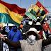 Multitudinarias manifestaciones en Bolivia para exigir elecciones el 6 de septiembre