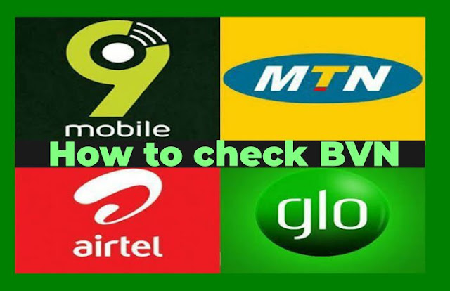 How to check BVN